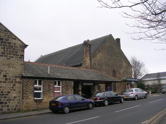 Baildon Methodist Church - Newton Way