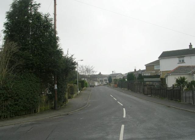 Heaton Drive - Hazebrouck Drive