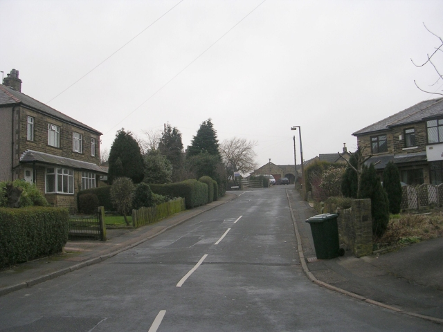 Hazebrouck Drive - Brantcliffe Drive