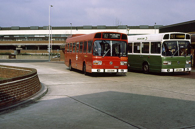 Heathrow Bus Station