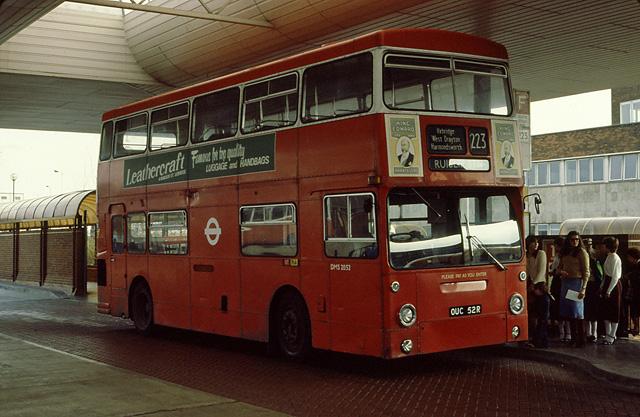 Heathrow Bus Station
