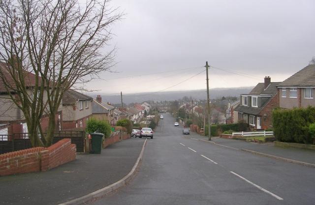 Collier Lane - Brantcliffe Drive