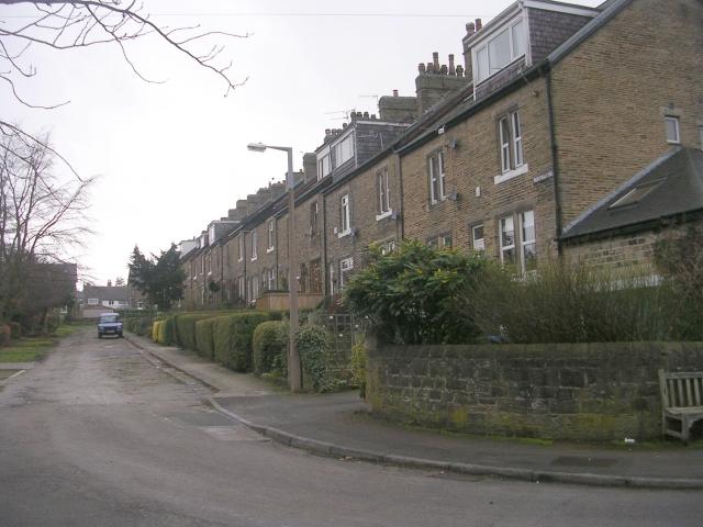 Westfield Terrace - Newton Way