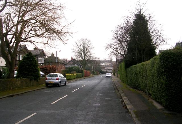 Cecil Avenue - West Lane