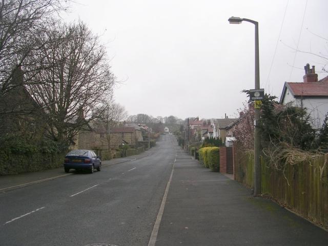 Hope Lane - West Lane