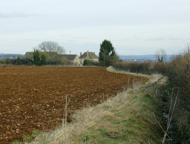 2009 : Ploughed field and Starveall Farm
