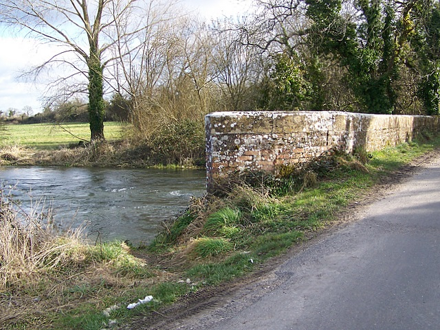 River Frome near Woodsford