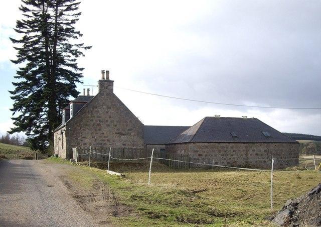 Backhill cottage