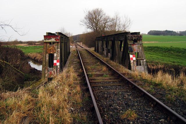 Railway Bridge on Kent & East Sussex Railway