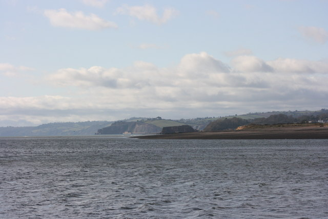 The Langstone Rock and Dawlish Warren
