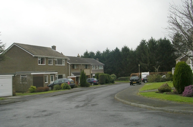 Westleigh Way - Westleigh Road