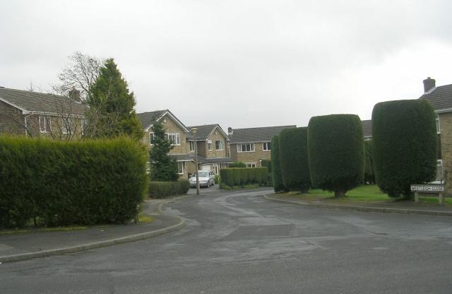 Westleigh Close - Westleigh Drive