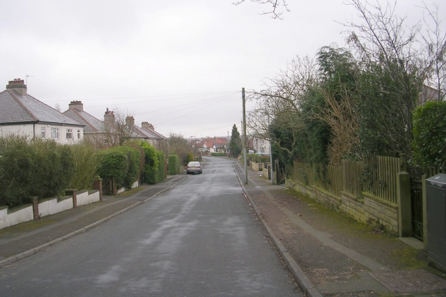 Ferncliffe Drive - West Lane