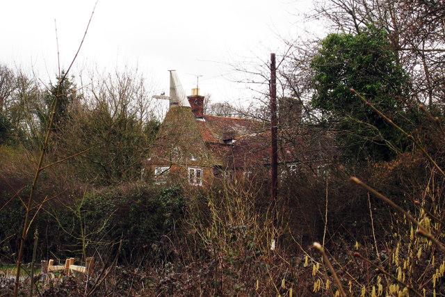 Turks Oast, The Meads, Cranbrook, Kent