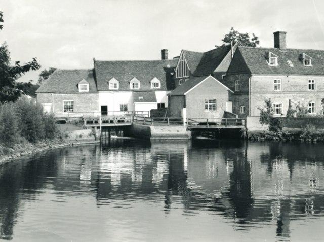 Flatford Mill, 1961