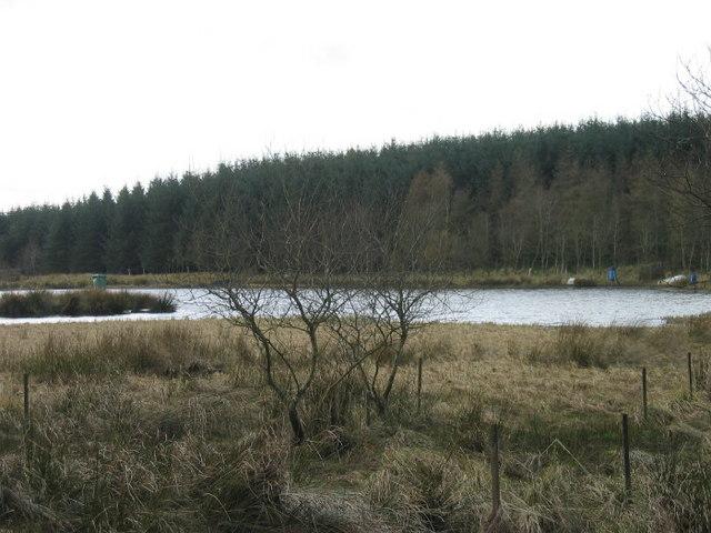 Small Burn Lake