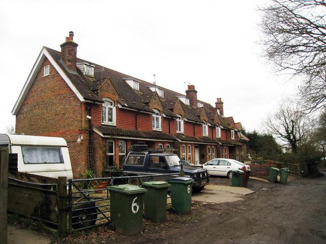 Station Cottages, Bishops Lane, Cranbrook, Kent