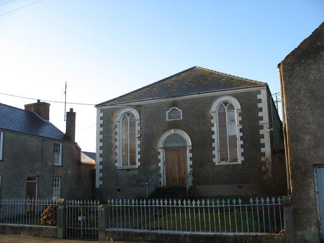 Capel Bosra Chapel, Penysarn