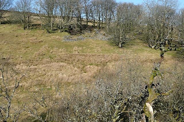 Slopes of Gwryd