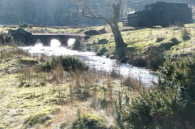 Cwm Egnant at Maerdy