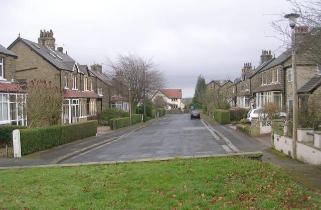 West Avenue - West Lane