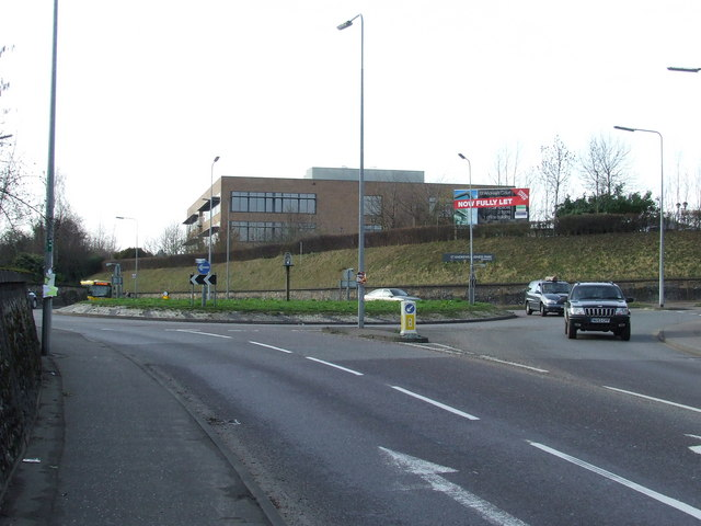 Roundabout On The A.1042