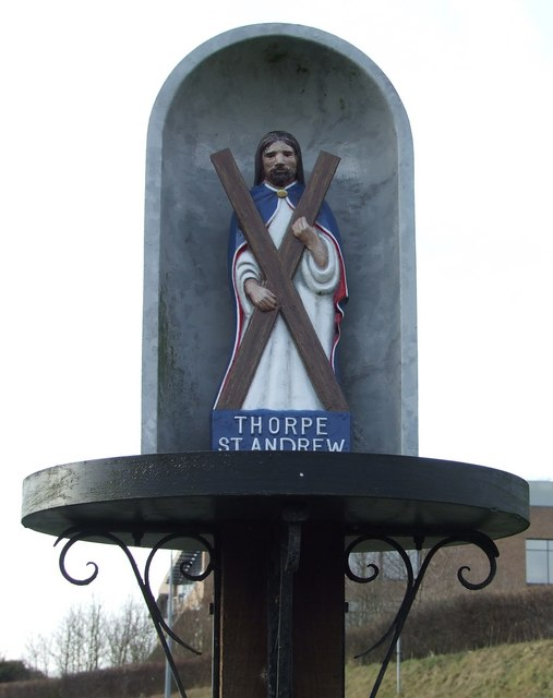 Thorpe St.Andrew Sign