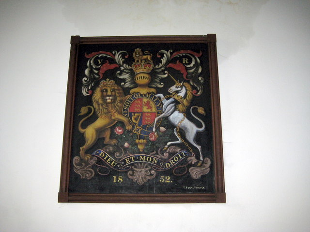 Coat of Arms - Odcombe Church