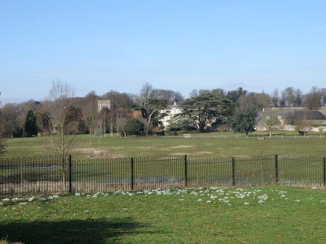 Parkland at the Cranfords