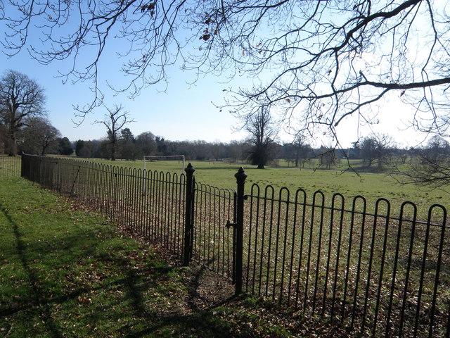 Parkland at Cranford St Andrew