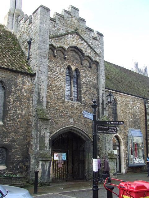 Sacrist's Gate