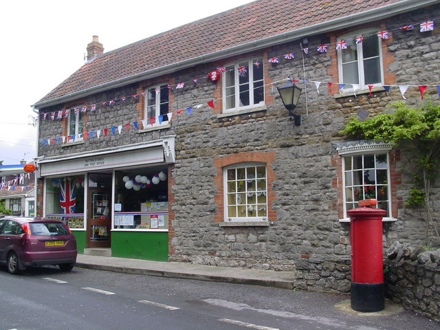 Hutton Stores and Post Office