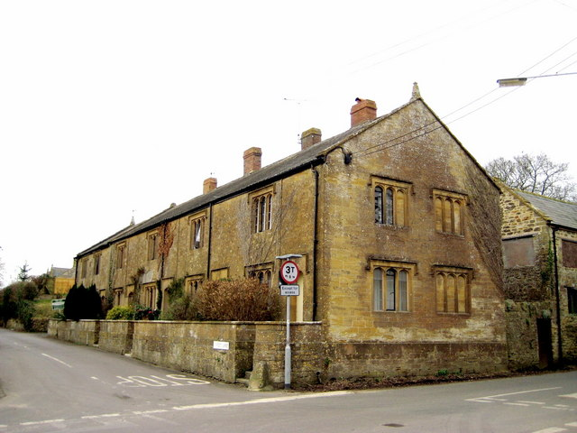 Terraced Houses - Higher Odcombe