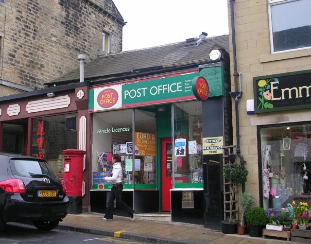 Baildon Post Office - Westgate