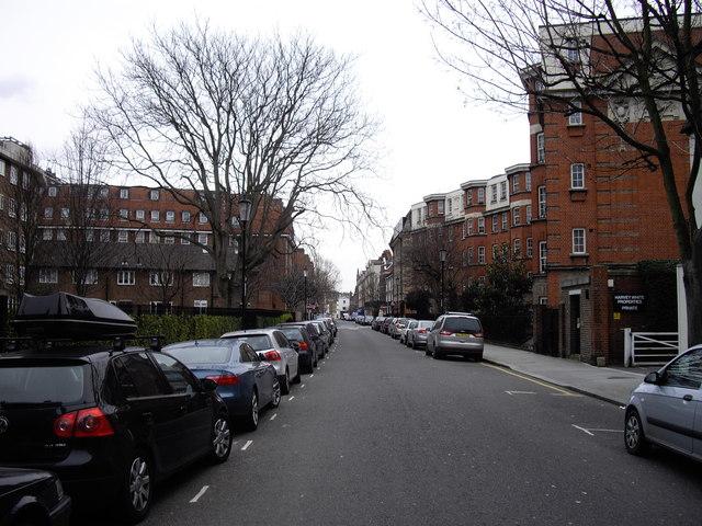 Elystone Street