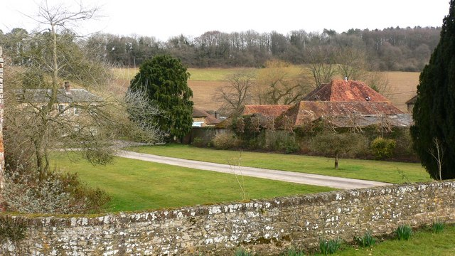 Hascombe Place Farm