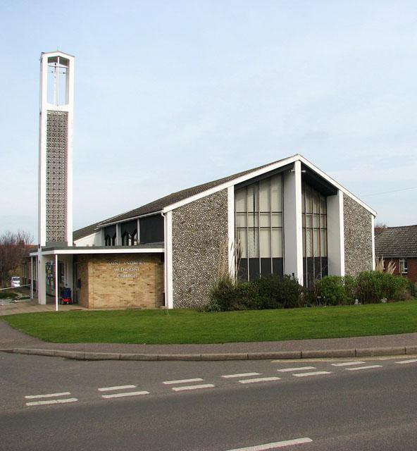 St Andrew's Methodist Church