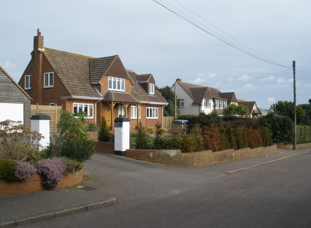 Northview Road, Budleigh Salterton