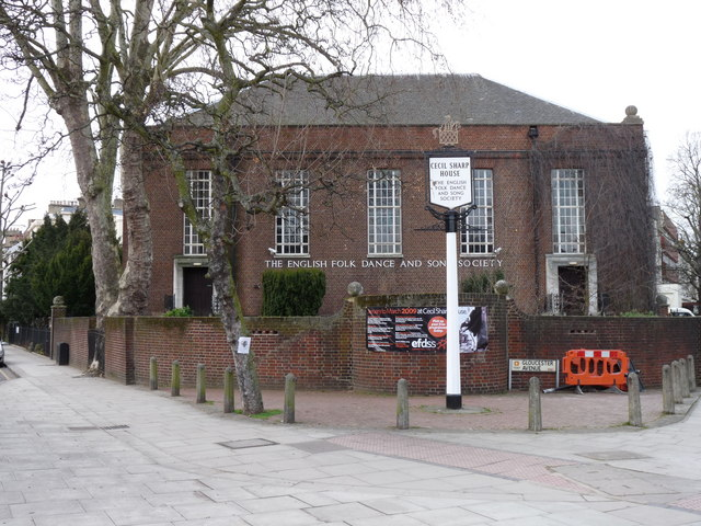 Cecil Sharp House