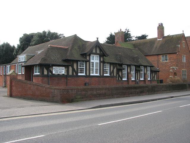 Village Hall on Cromer Road (A149)