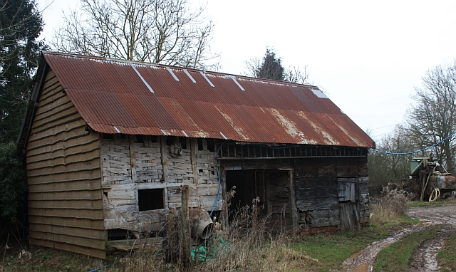 Mature barn, Lower House