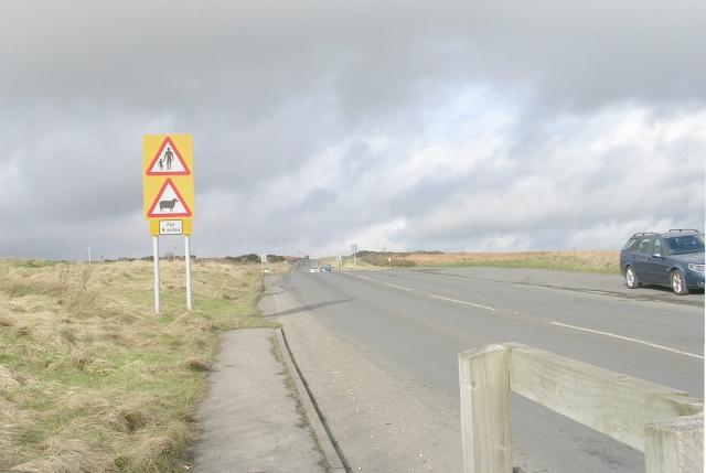 Hawksworth Road - Over the Moors & Far Away!