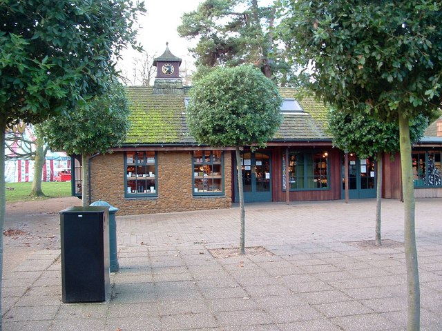 Visitors Centre and Shop, Sandringham