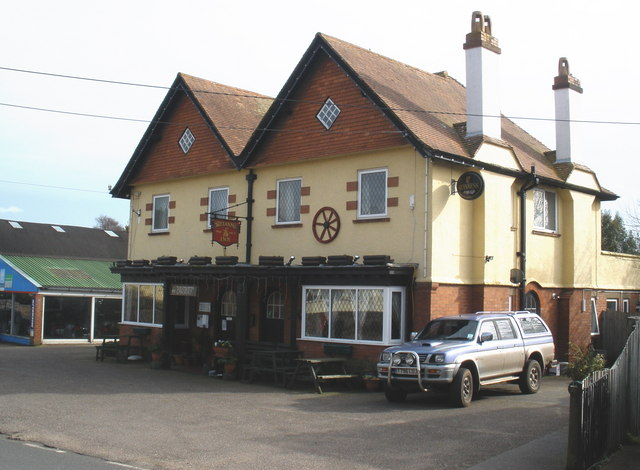 The Britannia Inn, Knowle