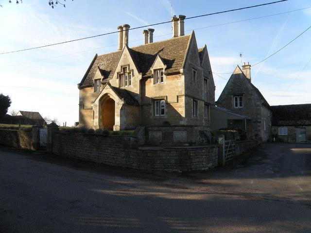 Rectory Farm, Lower Benefield