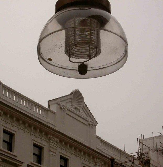 Oxford Street lighting