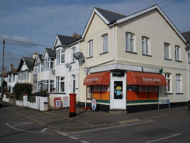 Greenway Lane Stores, Budleigh Salterton