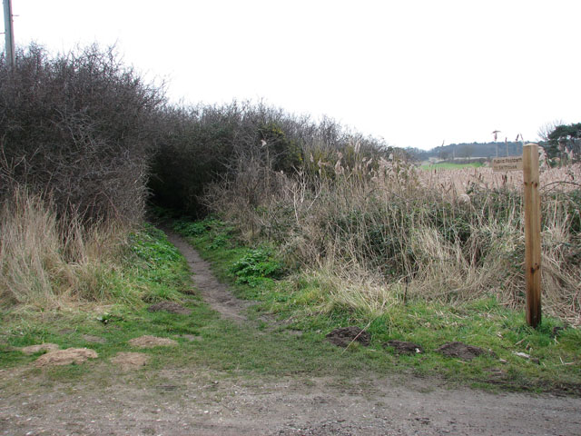 Path to Salthouse