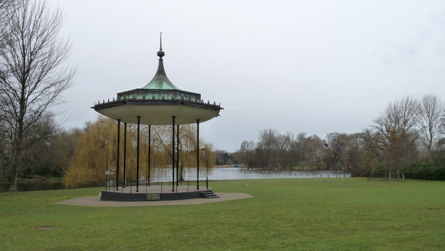 Bandstand in Regent's Park