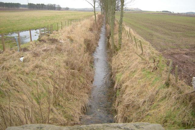 Lemno Water looking upstream
